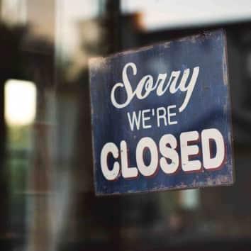 Huurverplichtingen ondernemers gesloten panden door coronacrisis